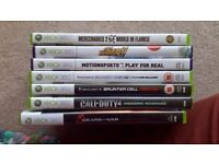 7 xbox games for £7