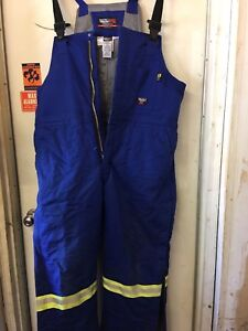 FR insulated walls coveralls