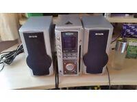 Aiwa mini Hifi CD/ Radio /Casset