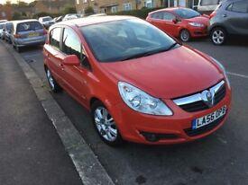 Vauxhall Corsa 1.4 i 16v Design 5dr (A/c) (56) 2007