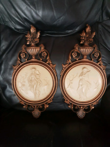 Vintage Coppercraft Wall Hanging
