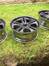 """Alloy wheels 20"""" £50"""