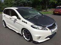 Modified Rare Facelift Honda EDIX/ FRV 2.0 Vtec Automatic 75K *Pearl White* Full Body Kit *Show Car*