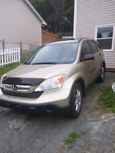 Honnda CRV for sale