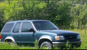 1997 Ford Explorer Sport sport two door Coupe (2 door)