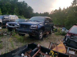 2005 trail blazer     parting out