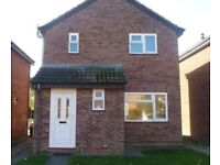HOUSE TO LET STENSON FIELDS 3 BED