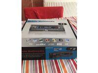 Car Stereo cd DVD USB aux sd card Bluetooth touchscreen player