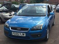 FORD FOCUS 1.6 2006 + MOT TILL DECEMEBER 2017 + EXCELLENT CONDITION