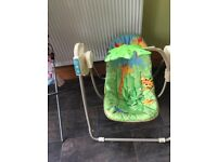 Baby swing for sale !