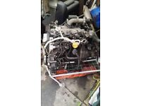 RENAULT ENGINE, would fit Renault Vivaro, Traffic, Megane