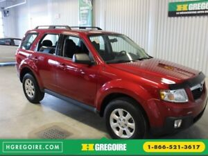 2009 Mazda Tribute GX AWD A/C Gr-Électrique (Mags)