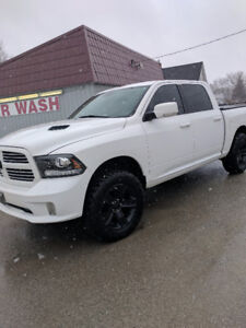 2014 Dodge Power Ram 1500 Sport Pickup Truck