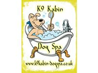 K9 Kabin Dog Wash & Spa Treatments
