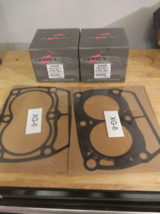 Polaris RZR Sportsman 800 pistons and gaskets
