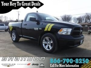 2016 Ram 1500 ST - Low Mileage, Usb, Air Conditioning, Cruise Co