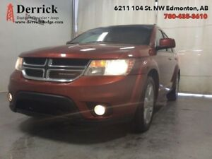 2012 Dodge Journey Used AWD R/T 7 Pass Lthr Sts Htd Frnt Blutoot