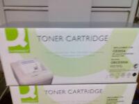 Q Connect Brand New CE 505A Ink Toner Cartridge job lot