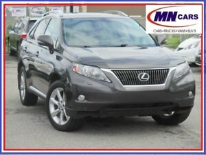 2010 Lexus RX 350 AWD NAVI & BACK UP CAMERA
