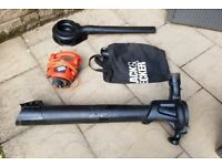Black & Decker Leaf Blower and Vacuum GW2200 RRP £99