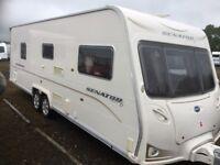 Luxury twin axle caravan for sale