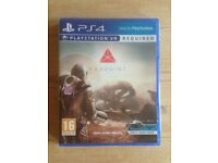 Farpoint PlayStation 4 / PSVR Game - Brand new and sealed