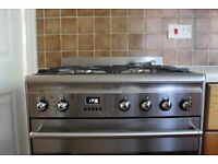Smeg SUK61PX8 Dual Fuel Oven For Sale