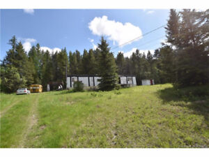 On 1.03 acres just 10 minutes to the ski hill