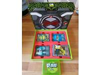 Ben 10 Magazine Collection & Cards