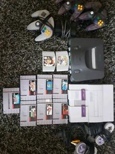 N64 & SNES