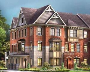 Townhomes Assignment in Markham 16th Woodbine Elgin Mills Hwy 7