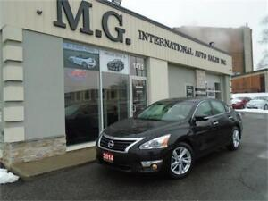 2014 Nissan Altima 2.5 SL w/Leather/Roof