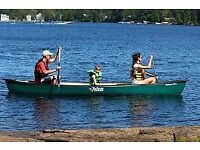 Wanted : Canoe project. W.H.Y ?
