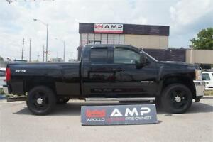 2011 Chevrolet Silverado 2500HD DIESEL SUNROOF CHROME ALLOYS