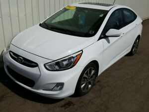 2017 Hyundai Accent GL AWESOME LIKE-NEW ACCENT WITH VERY LOW KMs