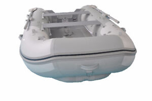 10 ft German PVC ThermoWelded Deep V-shape Inflatable Boat