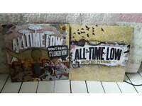 All Time low Vinyl