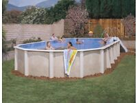 Doughboy Oval Pool - Adobe Canyon III