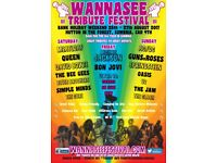 Wanasee Festival Penrith Weekend Camping Tickets x 2