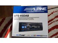 Alpine UTE-93DAB
