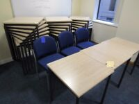 EXAM DESKS 90 AVAILABLE