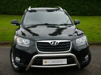7 SEATS 4X4(59)Hyundai Santa Fe 2.2 CRDi Premium Station Wagon 5dr***HUGE SPEC** DVD PLAYERS