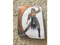Zombie cutthroat pirate costume