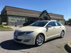 2014 Lincoln MKZ BLUEOOTH/HEATED SEATS/LEATHER