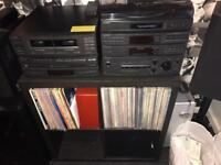 HiFi and substantial vinyl record collection