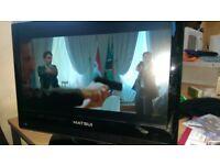 "MATSUI 19"" TV/DVD COMBI FREEVIEW"