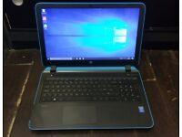 HP LAPTOP INTEL I3-4030U 1.90GHZ 8GB RAM 1TB HARD DRIVE WINDOWS 10 64BIT