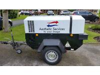 Compressor Ingersol rand 741 2007 Model 1300hrs Superb Condition