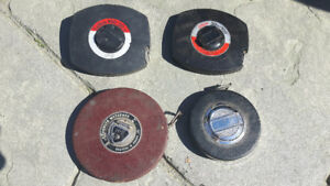 Tape measures (4)