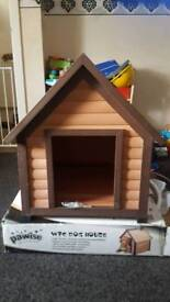 Wpc dog house/kennel